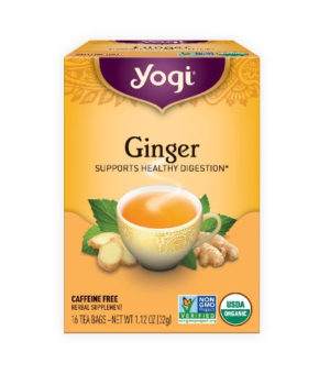 Yogi Tea Herbal Tea - Ginger 32g