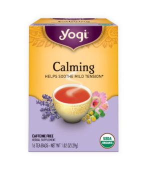 Yogi Tea Herbal Tea - Calming 29g
