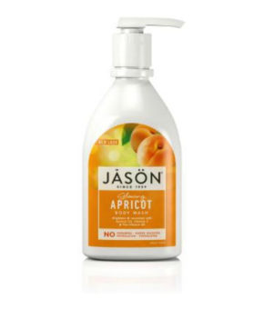 Jason Soothing Body Wash - Apricot